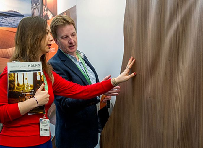 Innovative Wood Surfaces for Architecture and Design